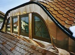 Wir erstellen und sanieren Dachgauben