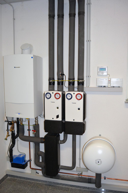 Einbau und Wartung von Gas-Heizungen